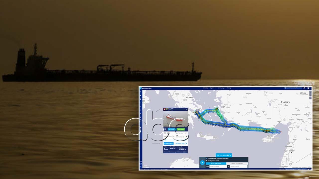 INVESTIGIMI/ Anija me gaz e nisur nga Porto Romano thyen embargon e SHBA-ve dhe furnizon Bashar al Asadin