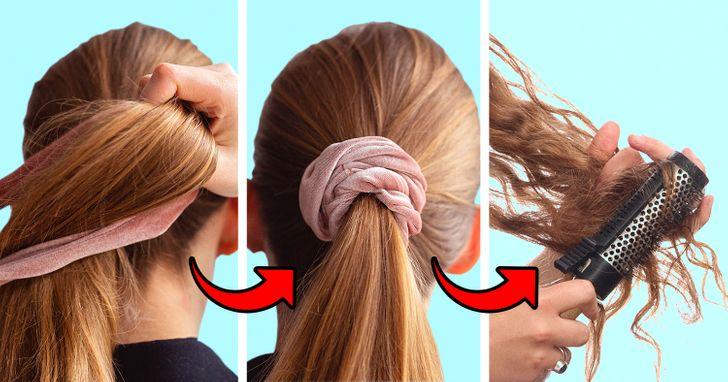 Ja çfarë ju ndodh flokëve nëse i kapni shpesh!
