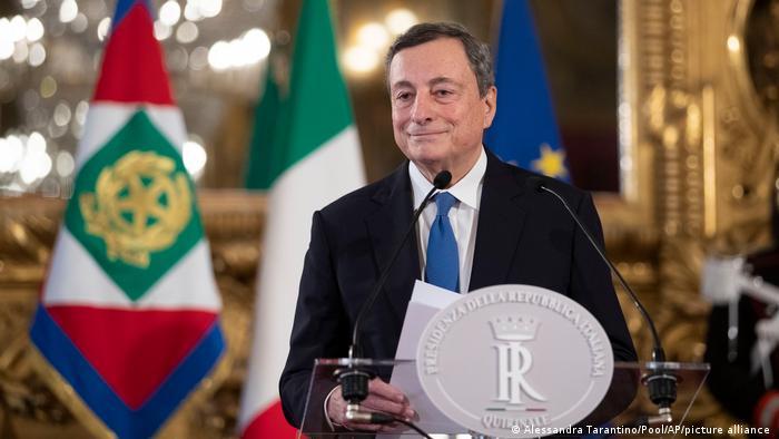 DW: Draghi duhet ta nxjerrë Italinë nga kriza