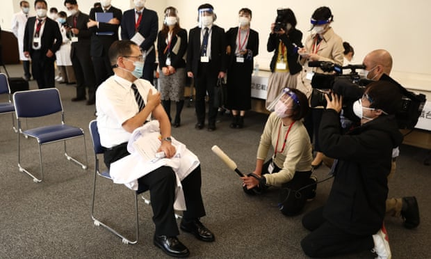 Japonia nis fushatën e vaksinimit kundër Covid-19