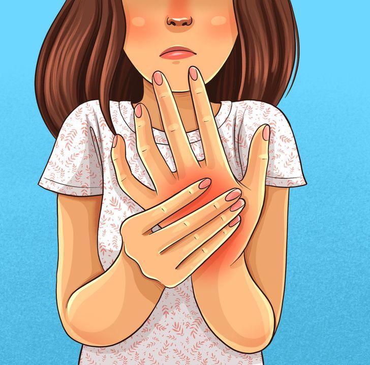 Pse ndonjëherë ndjejmë shpim gjilpërash në trup dhe si ta ndalojmë atë