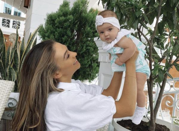 8 mujori i lindjes, Jonida Vokshi i dedikon së bijës fjalët e ëmbla