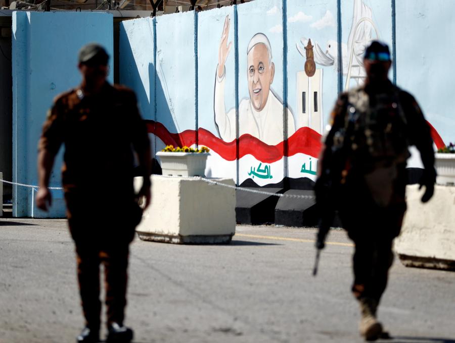 Papa vizitë në Irak, shqetësohen ekspertët shëndetësorë