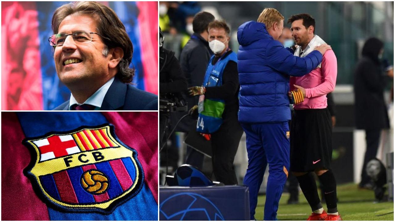 """""""Dy blerje i kam gati, Koeman qëndron! Messi? Nuk gjen si Barcelona"""""""