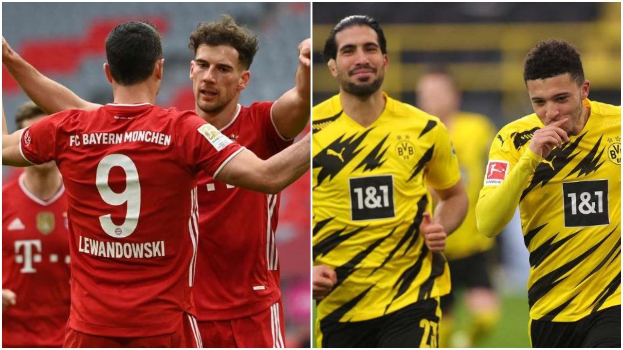 VIDEO/ Goleada në Bundesligë, Bayern Munchen dhe Dortmund nuk falin
