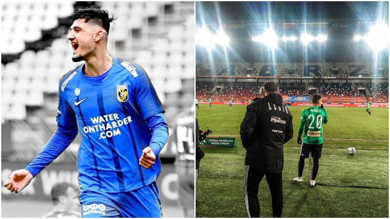 VIDEO/ Broja shënon dhe dhuron asist, Muçi debuton me Legia Warsaw
