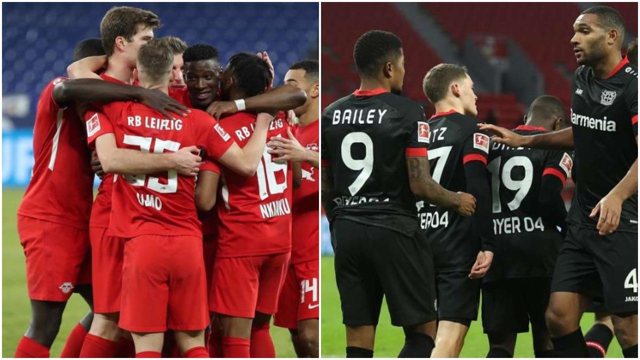 VIDEO/ Triumfojnë Leipzig dhe Leverkusen, Dortmund bie në transfertë