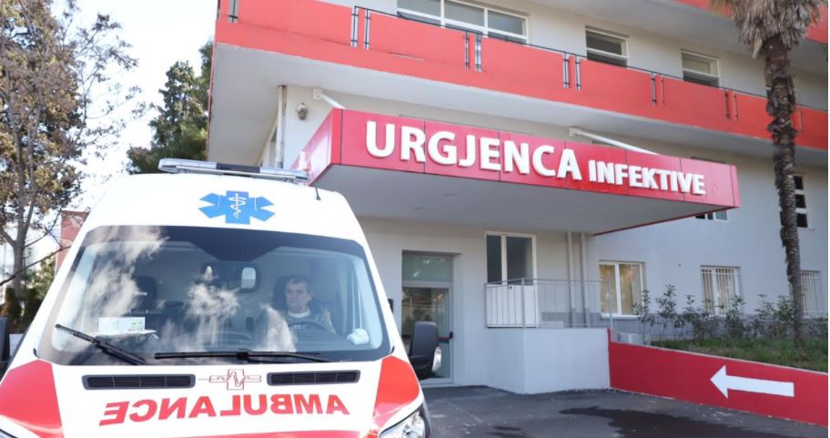 Covid Hospitals, 40 young people hospitalized in 24 hours in Albania