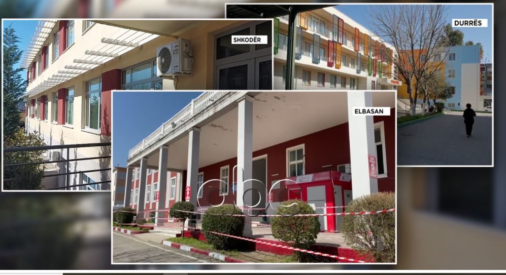 The condition of patients in the regional hospitals of Albania is deteriorating