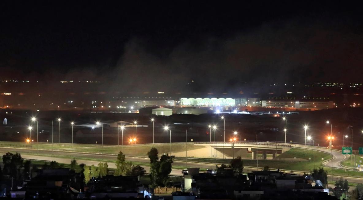 Irak, një i vrarë, pesë të plagosur nga një sulm me raketë