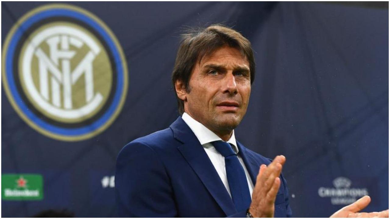"""""""Futbollistë, na falni dy paga"""", Antonio Conte """"qep gojën"""" para Romës"""