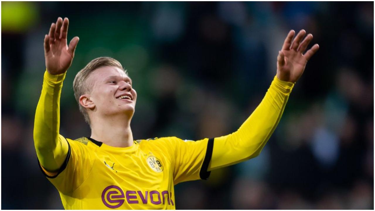 """""""Haaland qëndron te Borussia Dortmund"""", drejtori i gjermanëve i vë vulën"""
