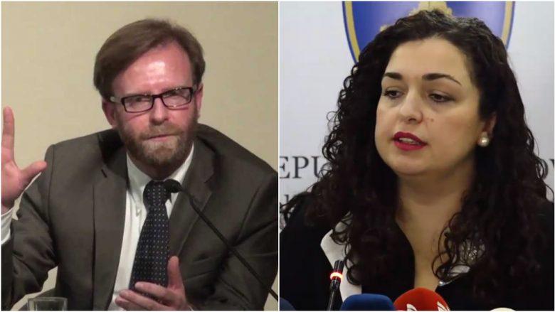 Abazi: Të hapur për koalicion me LDK-në nëse vendosin Vjosa Osmanin në krye