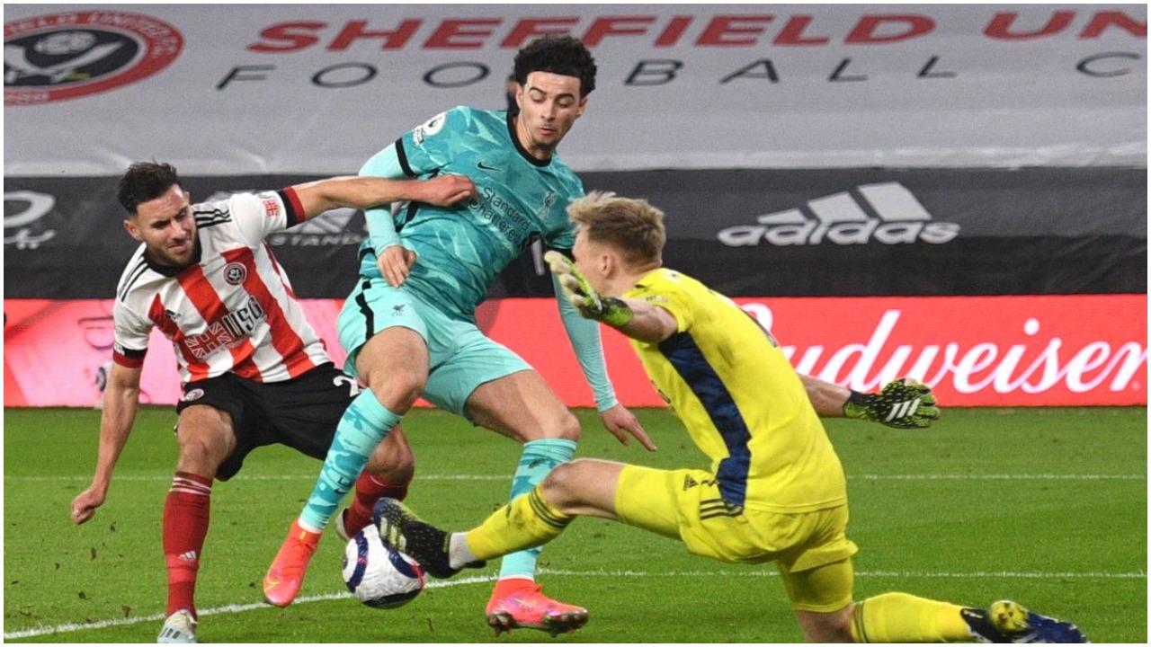 VIDEO/ Liverpool në avantazh, talenti anglez gjen golin e parë në Premier