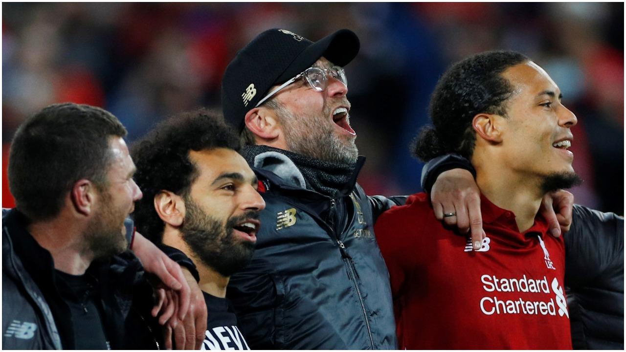 E duan Reali dhe Barça, Klopp: Salah jetik për ne, uroj të qëndrojë gjatë