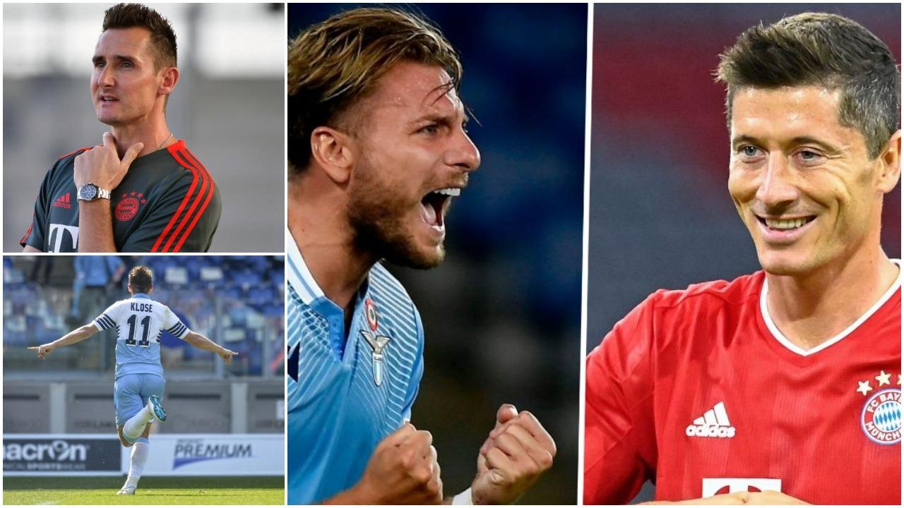 """""""Askush si Lewa"""", Klose: Immobile rreziku kryesor, Lazion e mbysim me presing"""