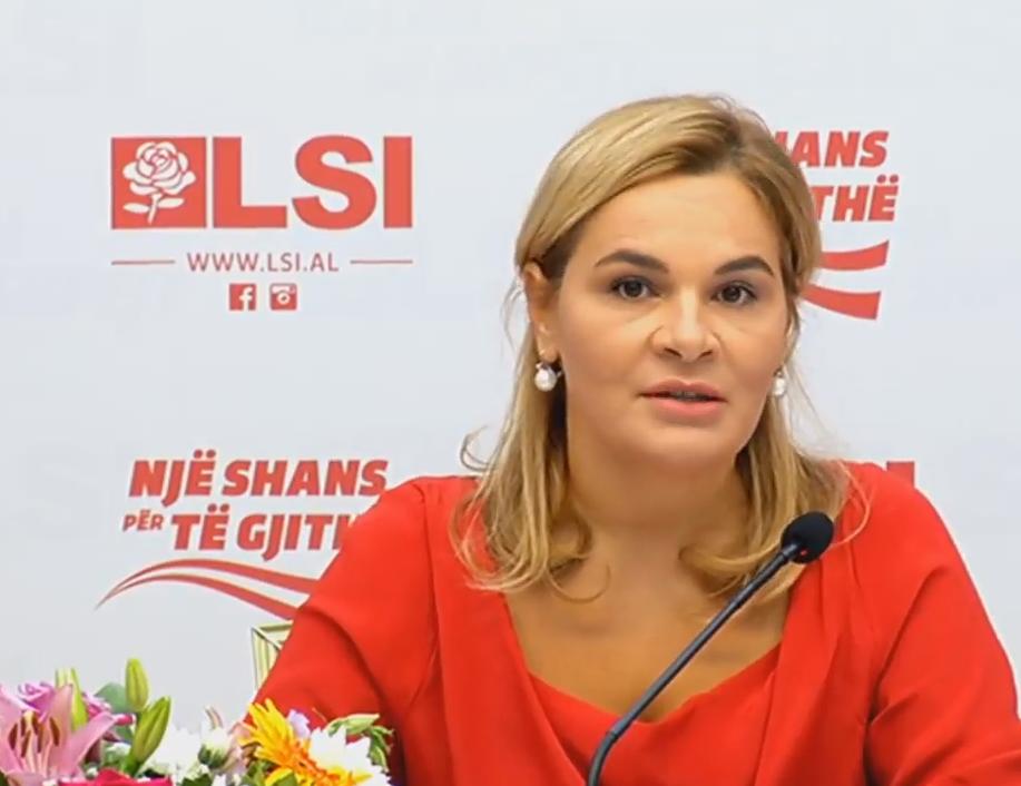 LSI del me listën e saj në zgjedhjet e 25 prillit