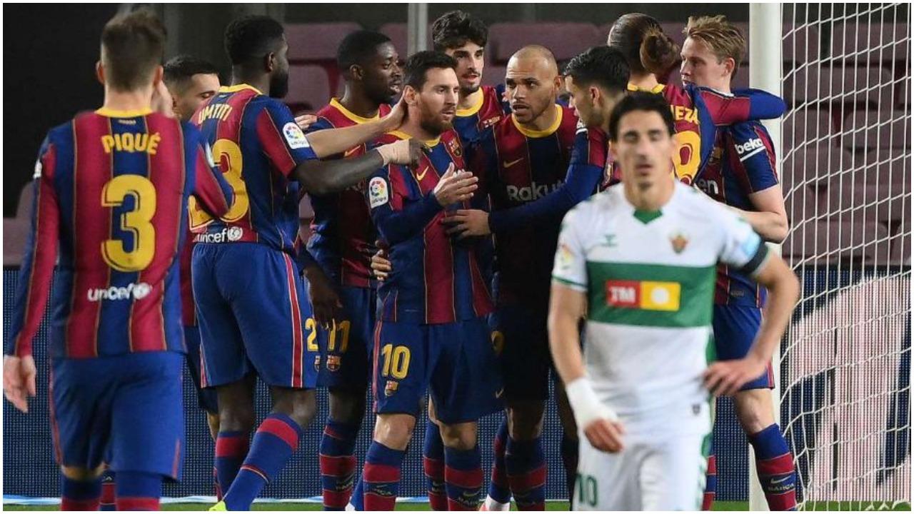 VIDEO/ Super Messi rikthen Barcelonën te fitorja, kreu vetëm 5 pikë larg