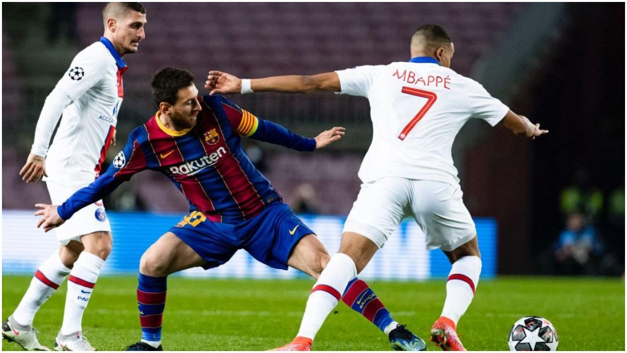 """""""Messi ikën te PSG, Atalanta e mposht Realin. Mbappe? Luan si përpara oborrit"""""""