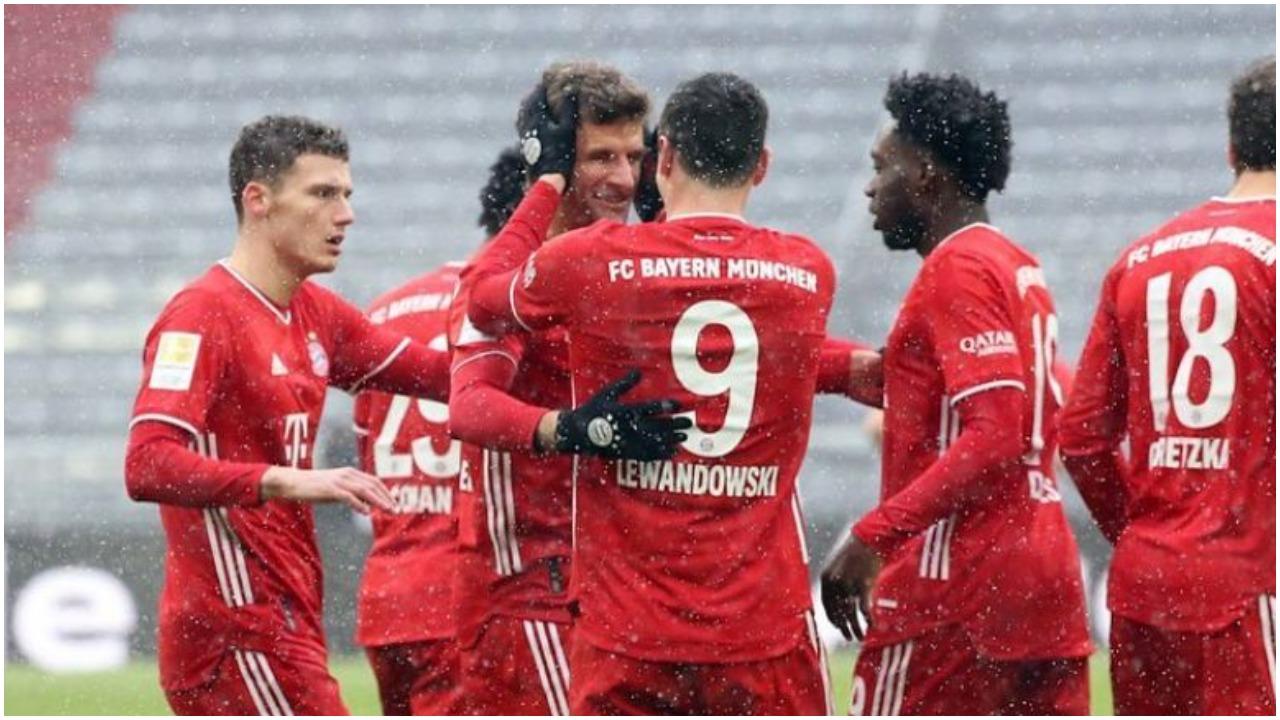 Sevilla hyn fuqishëm në merkato, nis tratativat për ish-mbrojtësin e Bayern Munchen