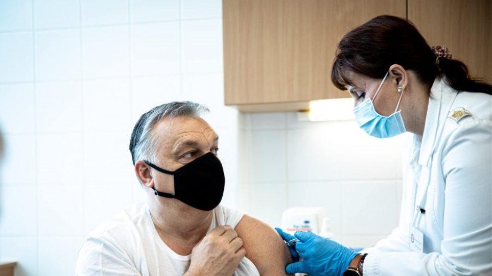 Kryeministri hungarez merr vaksinën kineze