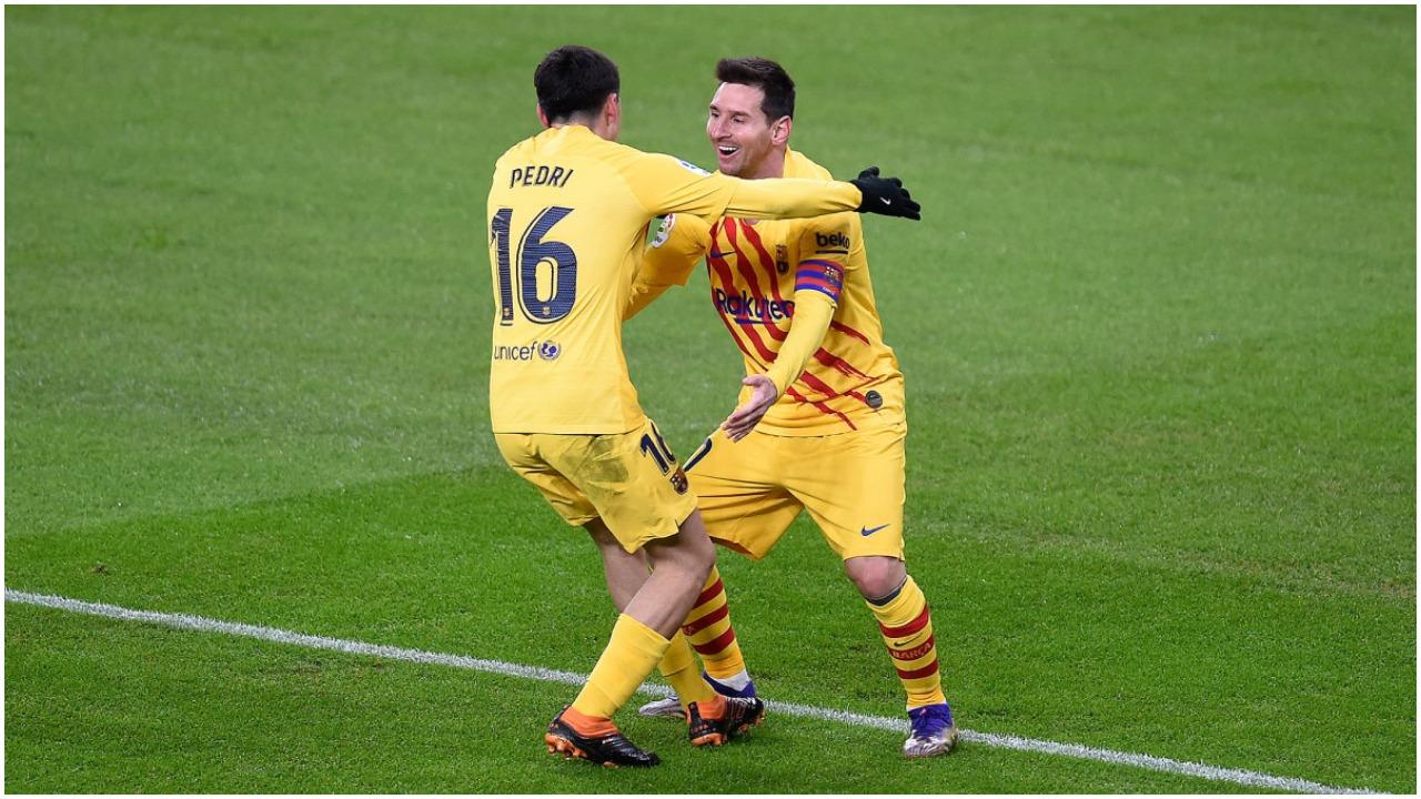 """Shifrat e driblimeve: Messi """"mbret"""" në La Liga, ia kalon vetëm një """"anglez"""""""