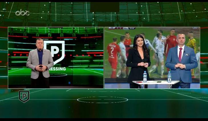 VIDEO/ Finalet në Laç e Elbasan, Pregja u bën gjyqin penalltive dhe kartonëve të kuq