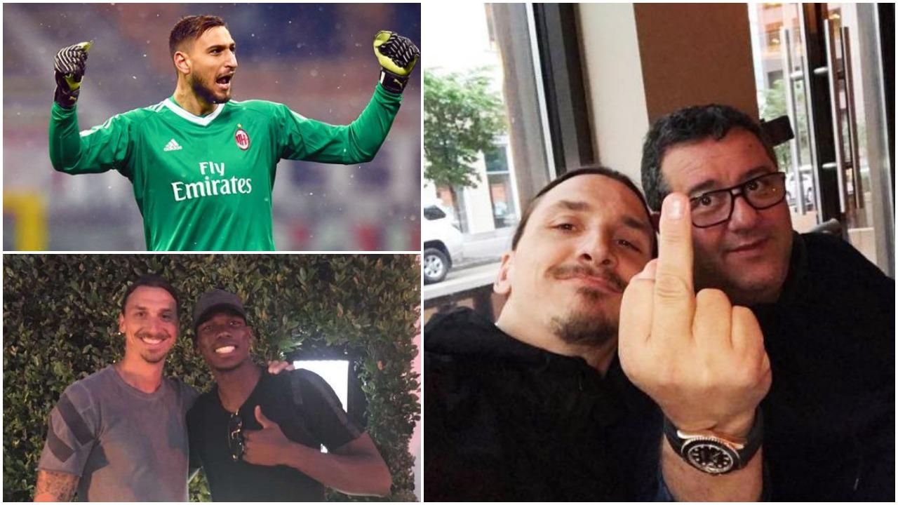 """""""Vetëm Ibra mund ta shpëtonte Milanin, lërini të qetë Gigion dhe Pogba"""""""