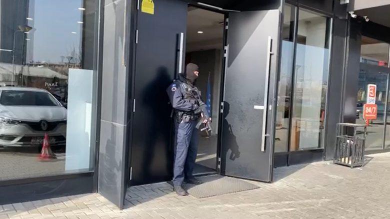 Policia e Kosovës, aksion në Agjencinë Kadastrale