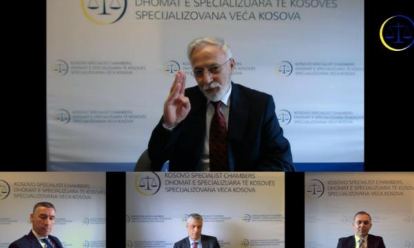 Krasniqi i përgjigjet Prokurorit Smith: Mos fol në emër të popullit të Kosovës