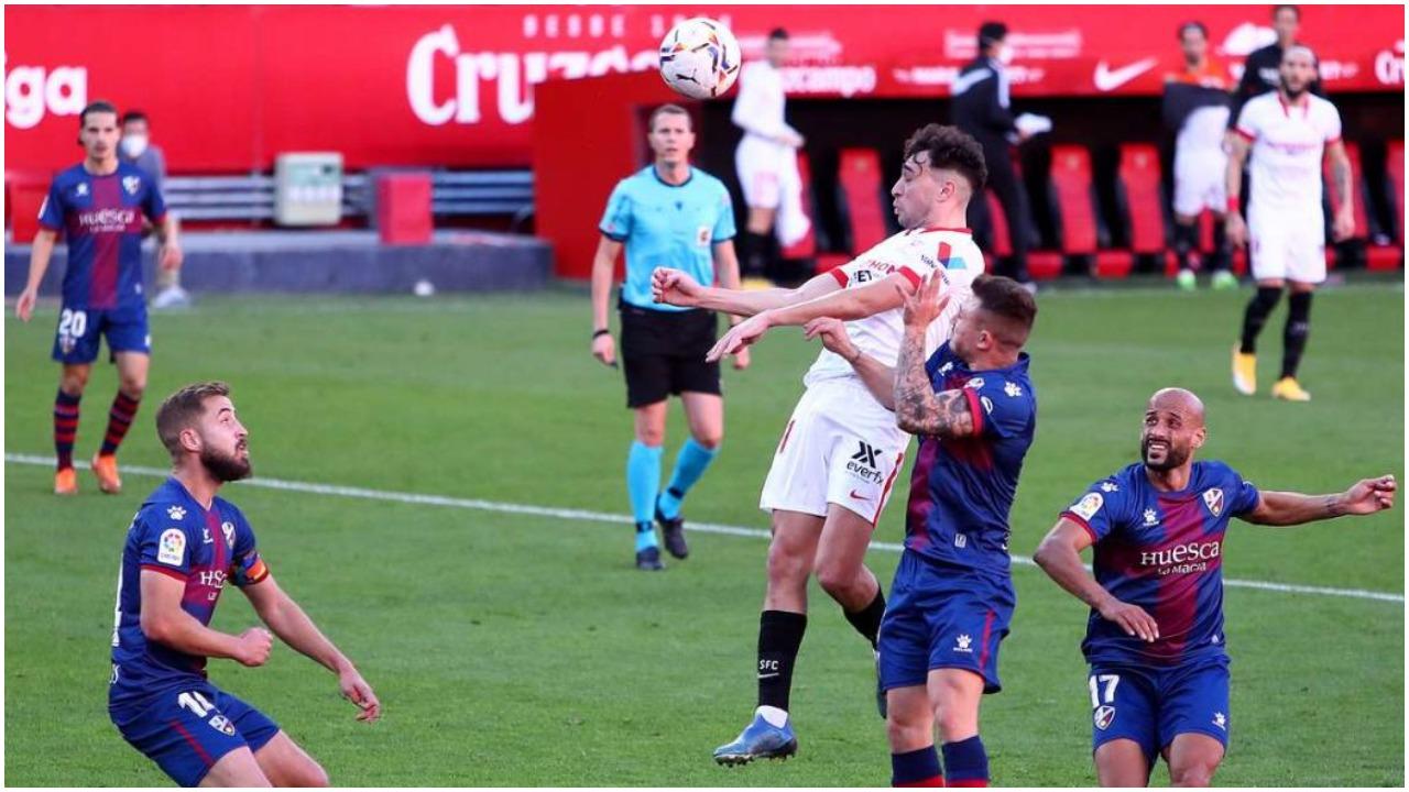 VIDEO/ Tetë janë fitore radhazi, Sevilla forcë e tretë në La Liga