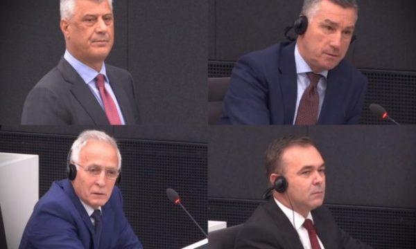 Prokuroria Speciale në Hagë kërkesë Apelit: Refuzo ankesat ish-krerëve të UÇK-së