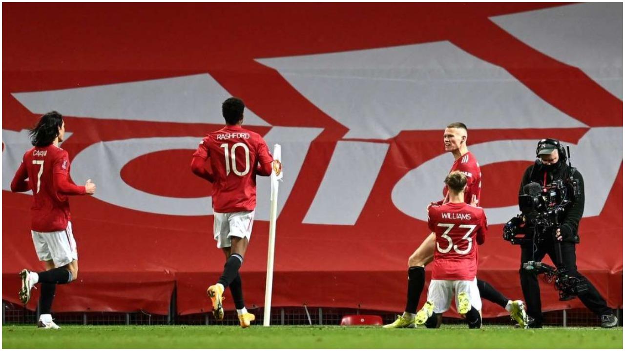 VIDEO/ Kualifikim me vuajtje për United, një skocez i dërgon në çerekfinale