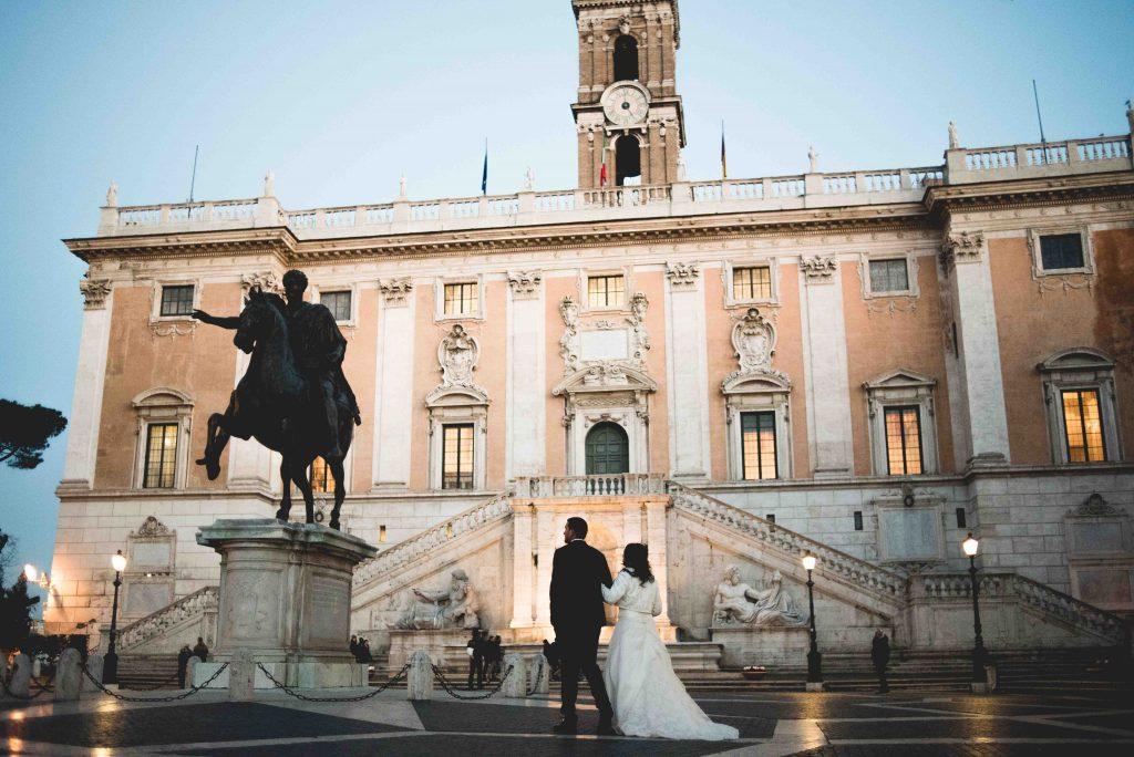 Pse është Roma qyteti i diskutimit?
