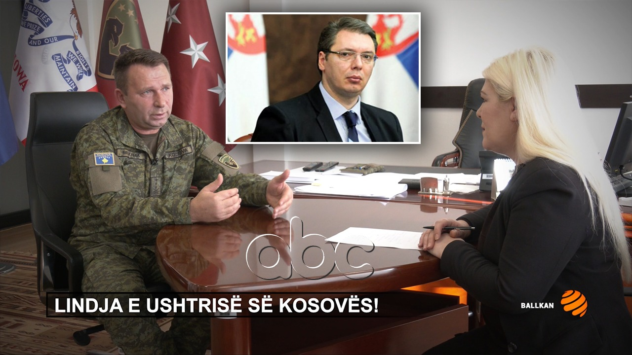Kërcënimet e Serbisë për luftë, komandanti i FSK-së: Ushtria e Kosovës është këtu dhe gati