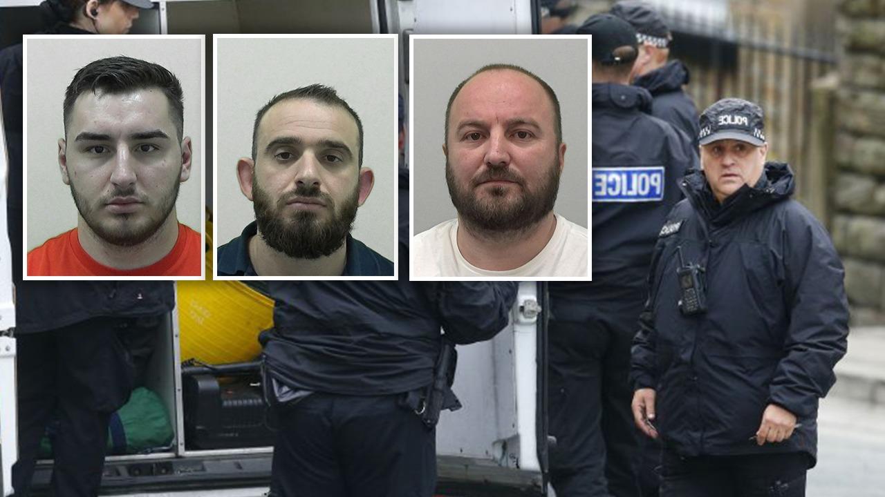 Çantat e mbushura me para, arrestohen 3 shqiptarë në Angli: Si u kapën me 56 mijë paund