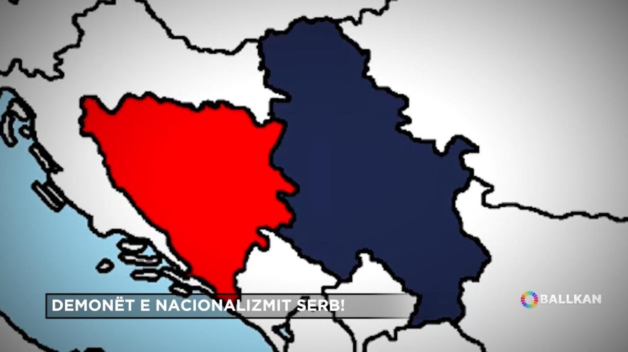 Demonët e Serbisë së Madhe!