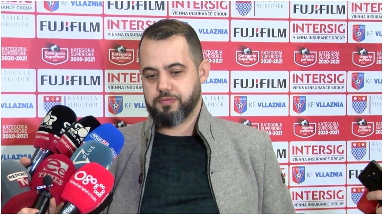 Xhaferi: Ankandi është shtyrë, penalltia e Imerit ishte dramë e vërtetë