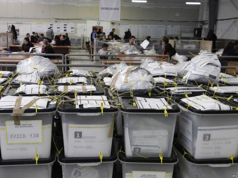KQZ numëron 90% të votave, kryeson Vetëvendosje, ndjekin PDK dhe LDK