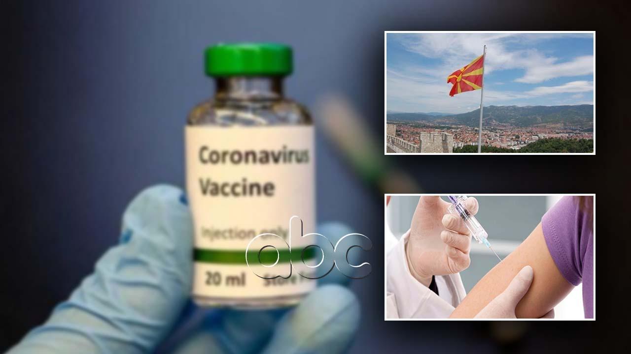Fillon sot në Maqedoninë e Veriut paraqitja për vaksinimin ndaj COVID-19