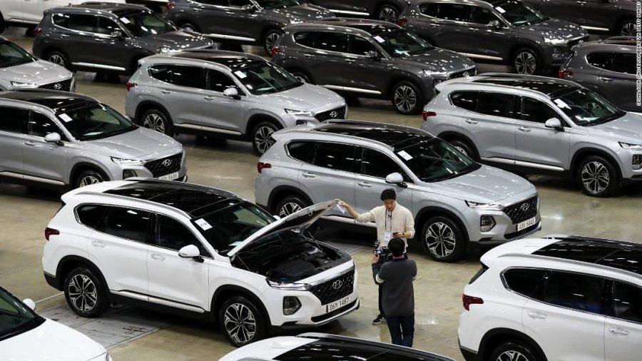 Makinat pa shofer, Hyundai dhe Kia nuk bashkohen me Apple