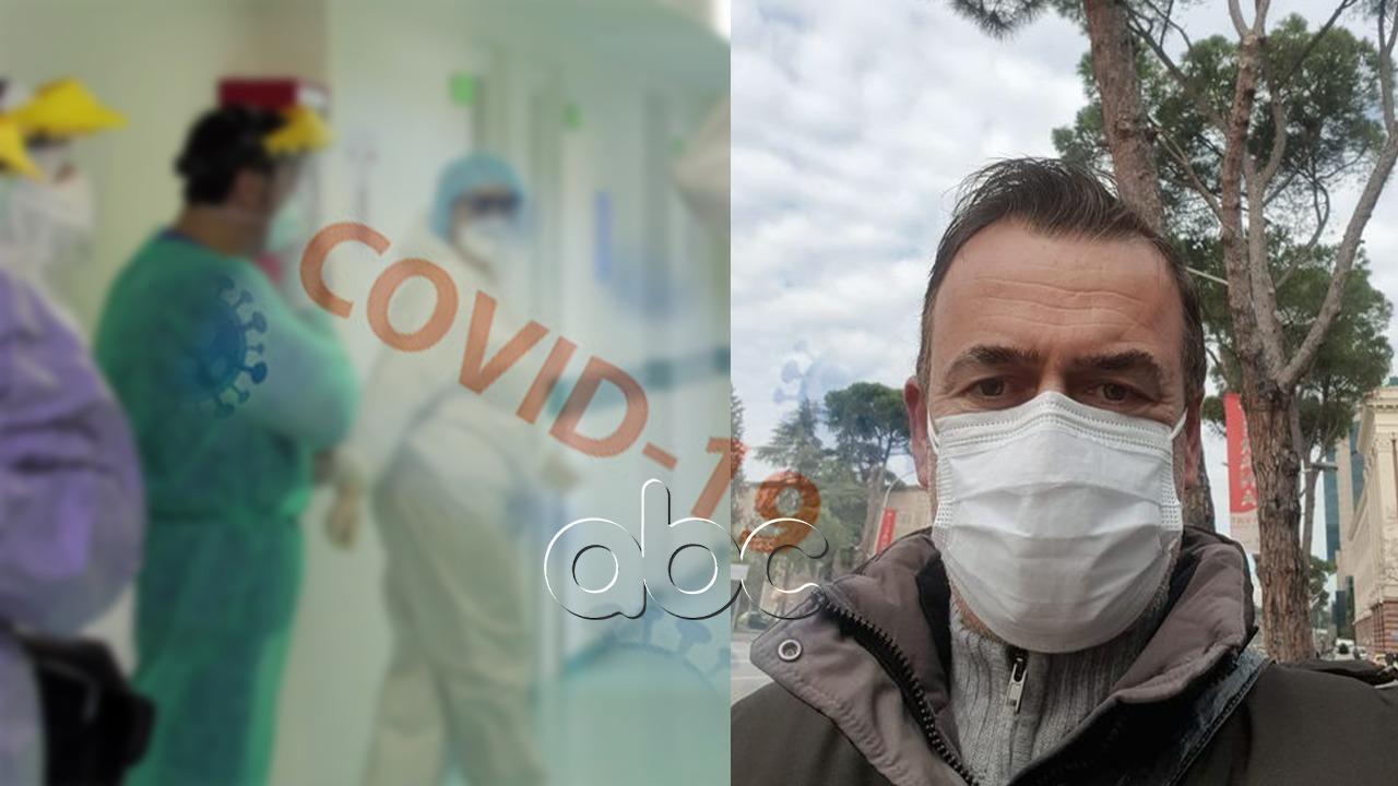 """""""Mjekja më tha të siguroj unë tampon fals të ikësh në Turqi"""", gazetari rrëfen betejën me COVID"""