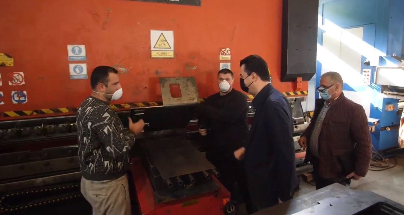 Basha në Durrës: Nuk premtoj të bëj gjëra si në Gjermani, por qeveri serioze që mbështet qytetarët