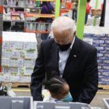 Presidenti Biden në Teksas për dëmet nga stuhia e dëborës