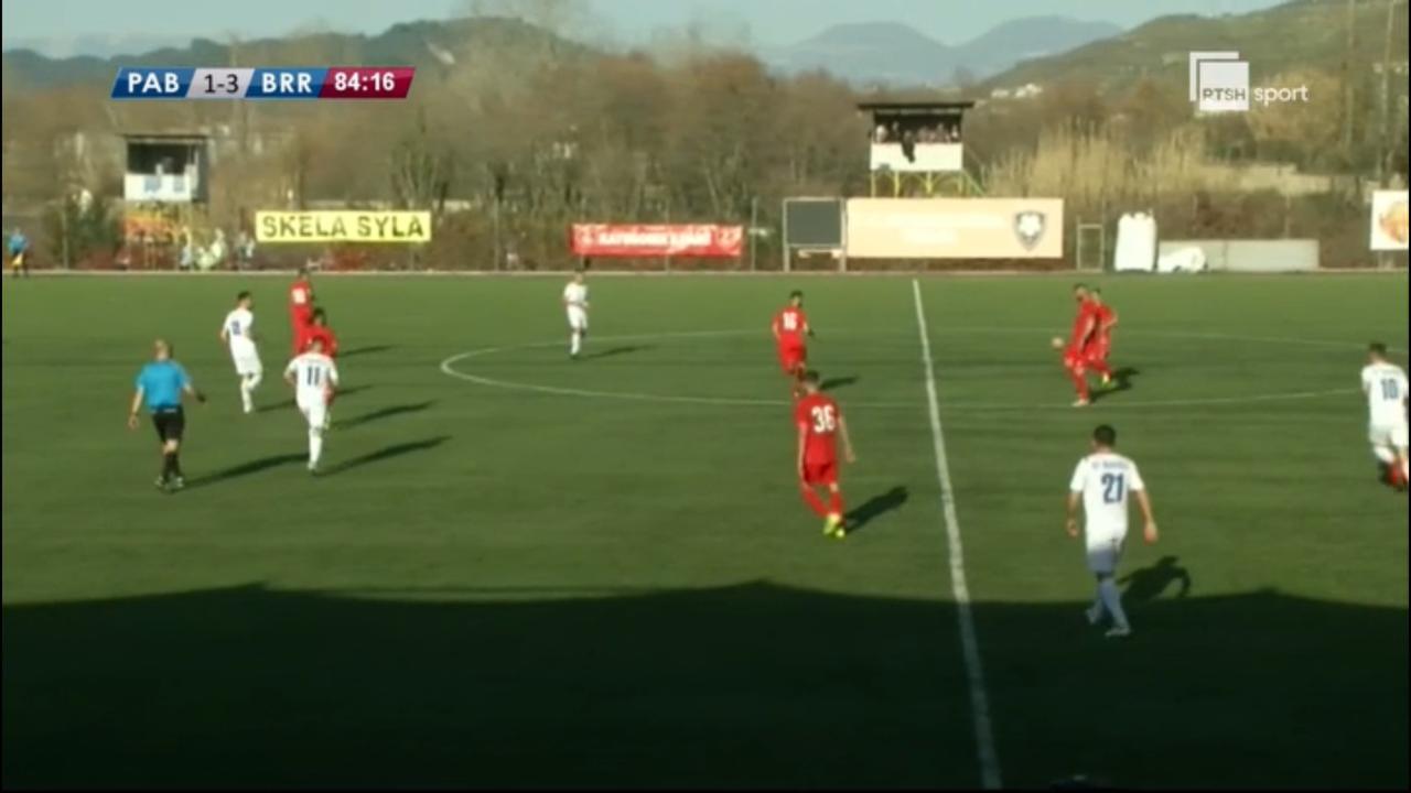 Burreli triumfon ndaj Partizani B, kryesuesit bëjnë ligjin në të Dytën