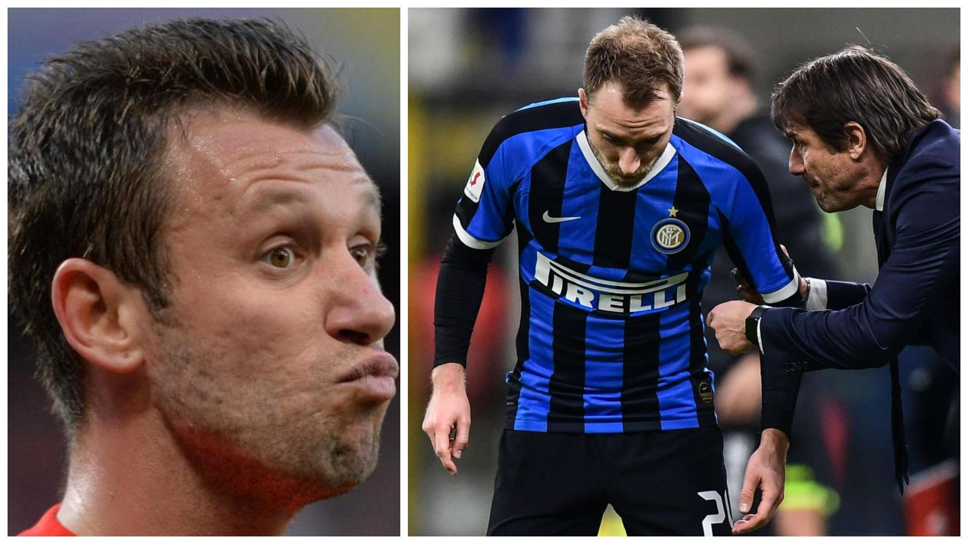 """""""Nuk mësoi sot të luajë futboll, Eriksen mund të bëhet Pirlo i Contes tek Interi"""""""