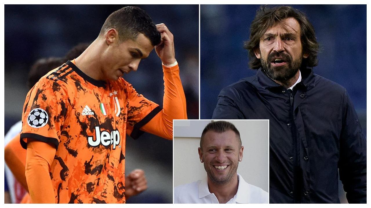 """""""Ronaldo nuk përshtatet me skemat e Pirlos, dështim po s'fitoi Champions"""""""
