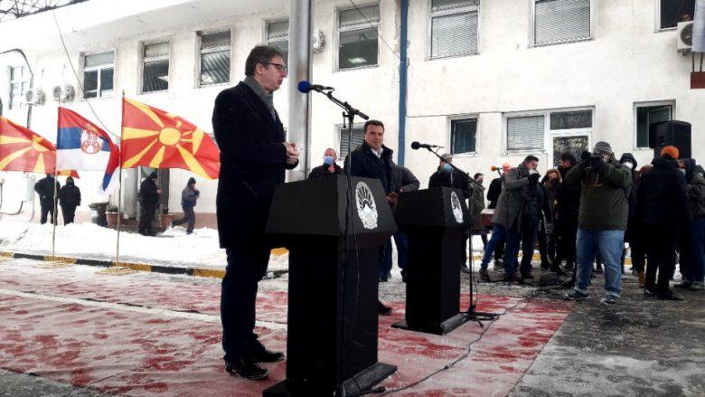 Maqedonia merr dozat e para të vaksinave nga Serbia, Zaev: Të kënaqur që do fillojmë me imunizim