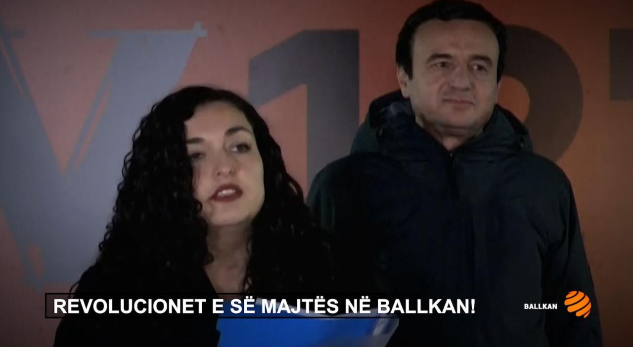 Albini, Aleksis dhe Dritani, revolucionet e së majtës në Ballkan