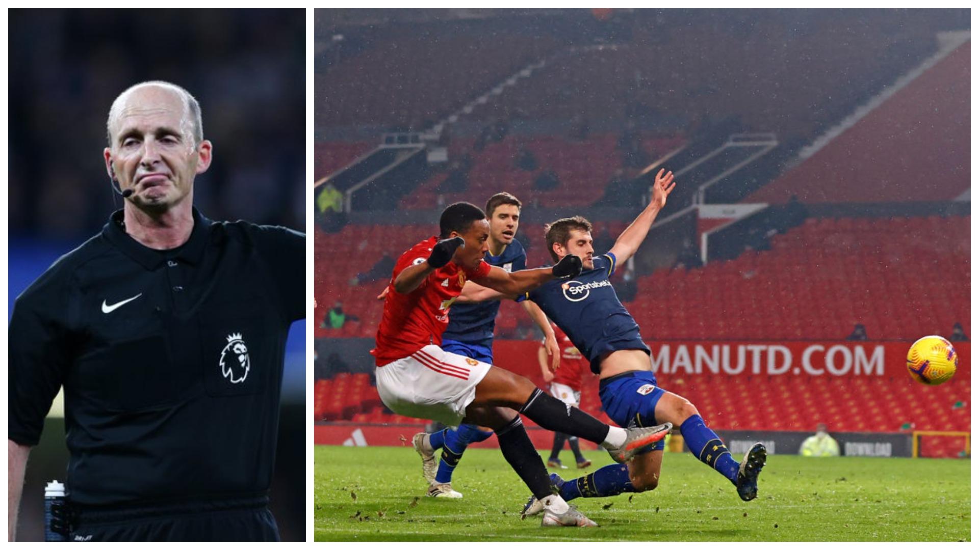 """Humbja e turpshme me United, Southampton """"block"""" gjyqtarit"""
